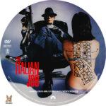 The Italian Job (1969) R1 Custom label