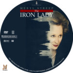The Iron Lady (2011) R1 Custom Label