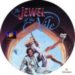 Jewel of the Nile (1985) R1 Custom Label