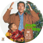 Jingle All the Way (1996) R1 Custom Label