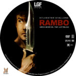 Rambo (2008) R1 Custom Label