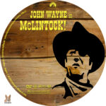 McLintock (1963) R1 Custom Label
