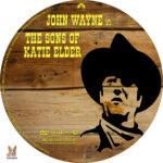 The Sons of Katie Elder (1965) R1 Custom label