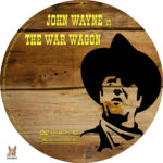 The War Wagon (1967) R1 Custom Label