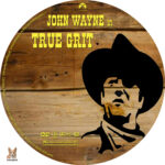 True Grit (1969) R1 Custom Label