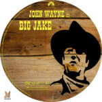 Big Jake (1971) R1 Custom Label