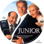 Junior (1994) R1 Custom label