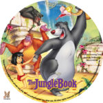 The Jungle Book (1967) R1 Custom Labels
