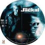 The Jackal (1997) R1 Custom Label