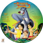 The Jungle Book 2 (2003) R1 Custom Labels