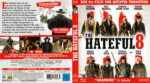 The Hateful 8 (2016) R2 German Blu-Ray Cover