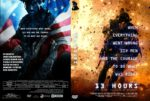 13 Hours the Secret Soldiers of Benghazi (2016) R0 CUSTOM Cover & label