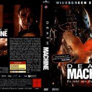 Death Machine (2000) R2 GERMAN Cover