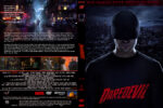 Daredevil: Staffel 1 (2015) R2 German Custom Cover & label