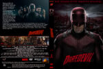 Daredevil Staffel 2 (2016) R2 German Custom Cover & labels