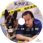 K-9: P.I. (2002) R1 Custom Label