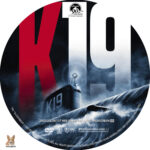 K19: The Widowmaker (2002) R1 Custom Label