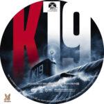 K19: The Widowmaker (2002) R1 Custom Label