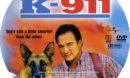 K-911 (1999) R1 Custom Labels