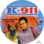 K-911 (1999) R1 Custom Labels