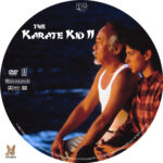 The Karate Kid II (1986) R1 Custom Labels
