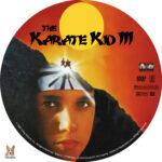 The Karate Kid, Part III (1989) R1 Custom Label