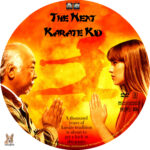 The Next Karate Kid (1994) R1 Custom label