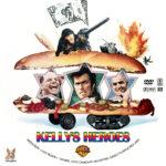 Kelly's Heroes (1970) R1 Custom Labels
