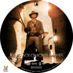 King Solomon's Mines (2004) R1 Custom Label