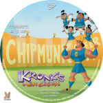 Kronk's New Groove (2005) R1 Custom Labels