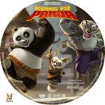 Kung Fu Panda (2008) R1 Custom Labels