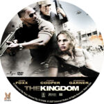 The Kingdom (2007) R1 Custom Label