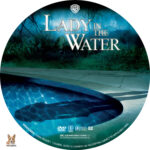 Lady in the Water (2006) R1 Custom Labels