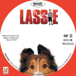 Lassie (2006) R1 Custom Label