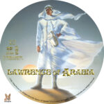 Lawrence of Arabia (1962) R1 Custom Labels