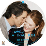 Laws of Attraction (2004) R1 Custom Labels