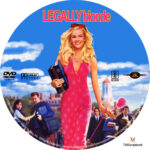 Legally Blonde (2001) R1 Custom Label