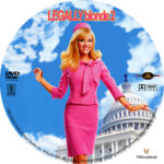 Legally Blonde 2 (2003) R1 Custom label