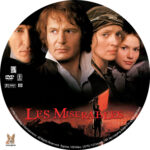 Les Miserables (1998) R1 Custom Label