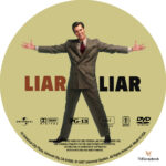 Liar Liar (1997) R1 Custom Label