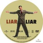 Liar Liar (1997) R1 Custom Label