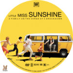 Little Miss Sunshine (2006) R1 Custom label