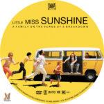 Little Miss Sunshine (2006) R1 Custom label