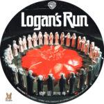 Logan's Run (1976) R1 Custom label