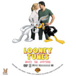 Looney Tunes: Back in Action (2003) R1 Custom Labels