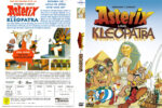 Asterix und Kleopatra (1968) R2 German Cover & label