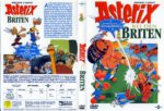 Asterix bei den Briten (1997) R1 Custom Cover & label