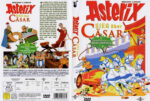 Asterix Sieg über Caesar (1985) R2 German Cover & label