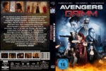 Avengers Grimm (2015) R2 German Custom Cover & label
