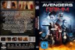 Avengers Grimm (2015) R2 German Custom Cover & label